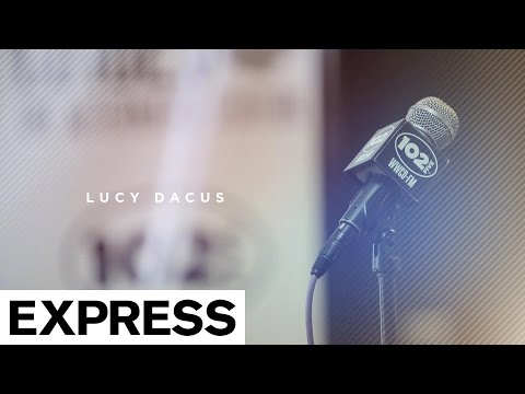 Lucy Dacus live at the CD102.5 Big Room