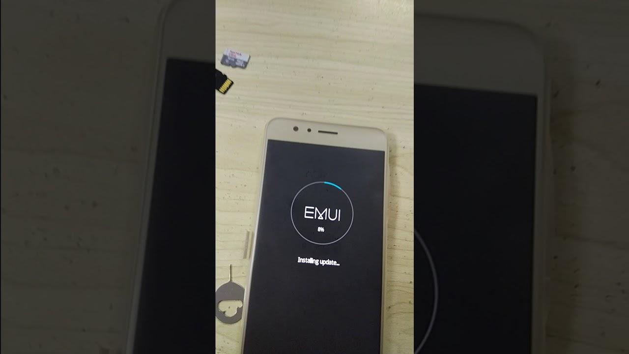 Huawei Honor 8 - firmware problem