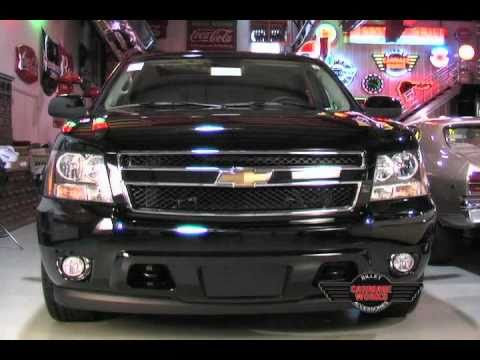Stylin' Trucks presents: Carriage Works Chevy Tahoe Cut ...