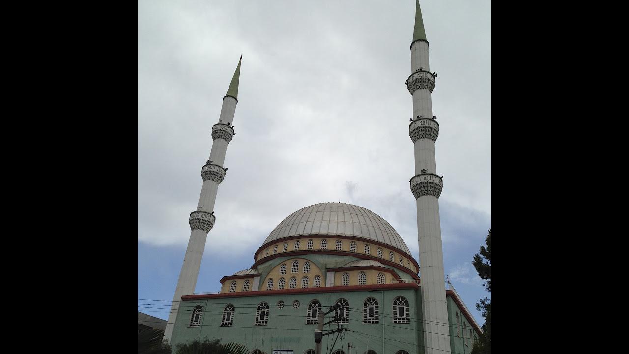 Remzi Er Yıkık kemer camii Cuma Namazı 10 mayıs 2013