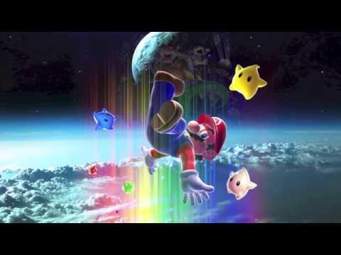 Relaxing Super Mario Galaxy Soundtrack
