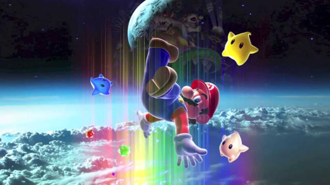 Relaxing Super Mario Galaxy Soundtrack - Youtube-8024