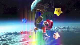 Relaxing Super Mario Galaxy Soundtrack