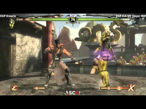 SCR 2014 - MK9 - EGP Krayzie vs EGP FLK MF Slayer 909 - Top 8