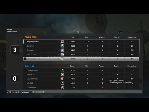 12 Kill Game On RAINBOW 6 SEIGE