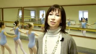 видео занятия хореографией