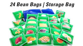 Fun Food Beanbags For Nutrition Activities