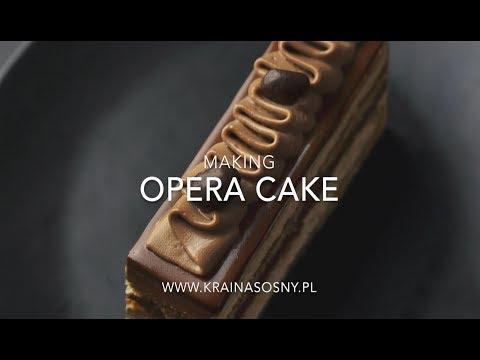 Jak Zrobić Ciasto Opera / How To Make Opera Cake