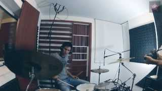 Andres Gomez - SKINDRED - Bad Man Ah Bad Man Drum Cover