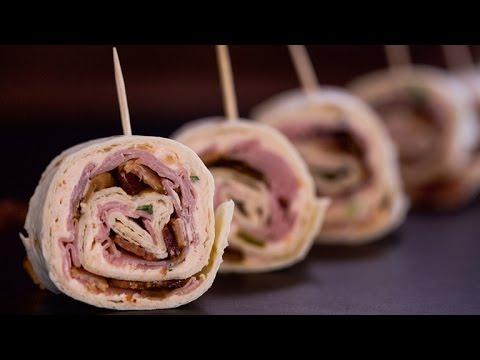 Redneck Sushi Try Trisha Yearwoods Go To Holiday Roll Ups