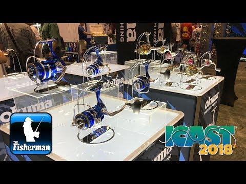 NEW PRODUCT SHOWCASE – OKUMA FISHING