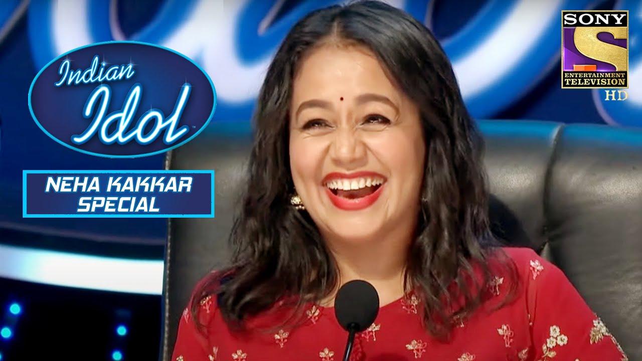 Download Contestant ने किया सारे Judges को Entertain! | Indian Idol | Neha Kakkar Special