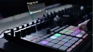 TRAKTOR KONTROL F1: Playing live with Stewart Walker