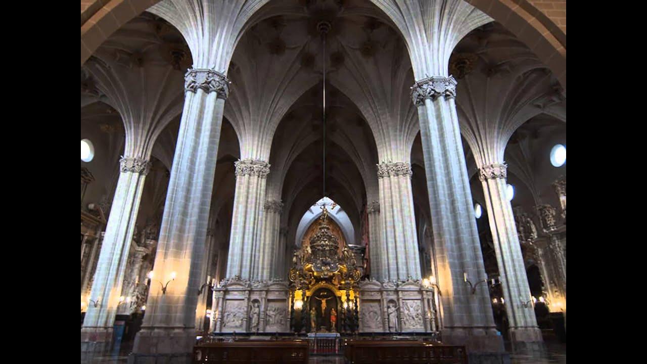 Catedral de La Seo (Zaragoza - España) - YouTube
