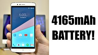 elephone P8000 Review - Monster Battery!