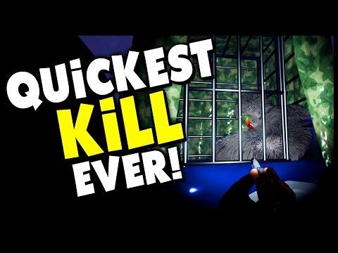 Finding Bigfoot - FASTEST BIGFOOT KILL EVER! Caught! - Finding Bigfoot Post Multiplayer Gameplay