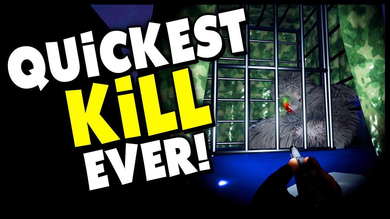 Finding Bigfoot - FASTEST BIGFOOT TAKEDOWN EVER! Caught! - Finding Bigfoot  Post Multiplayer Gameplay