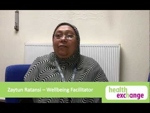 What you do at Health Exchange? Wellbeing Advisor