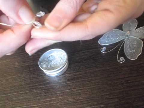 comment faire un bijoux avec du fil m tallique partie 1. Black Bedroom Furniture Sets. Home Design Ideas