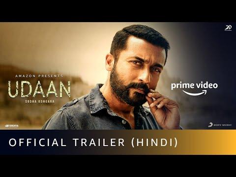 Udaan Full movie | Suriya, Aparna | Sudha Kongara | GV Prakash | Amazon Original Movie