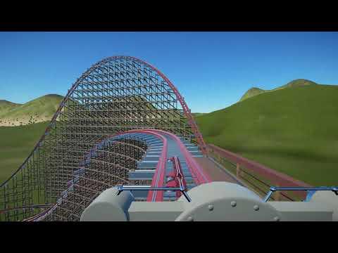 STEEL VENGEANCE - Planet Coaster
