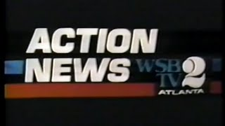 WSB-TV News Opens - 1975 to 1980