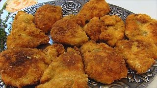 Bettys Fried Chicken Breast Cutlets  --  Mothers Day