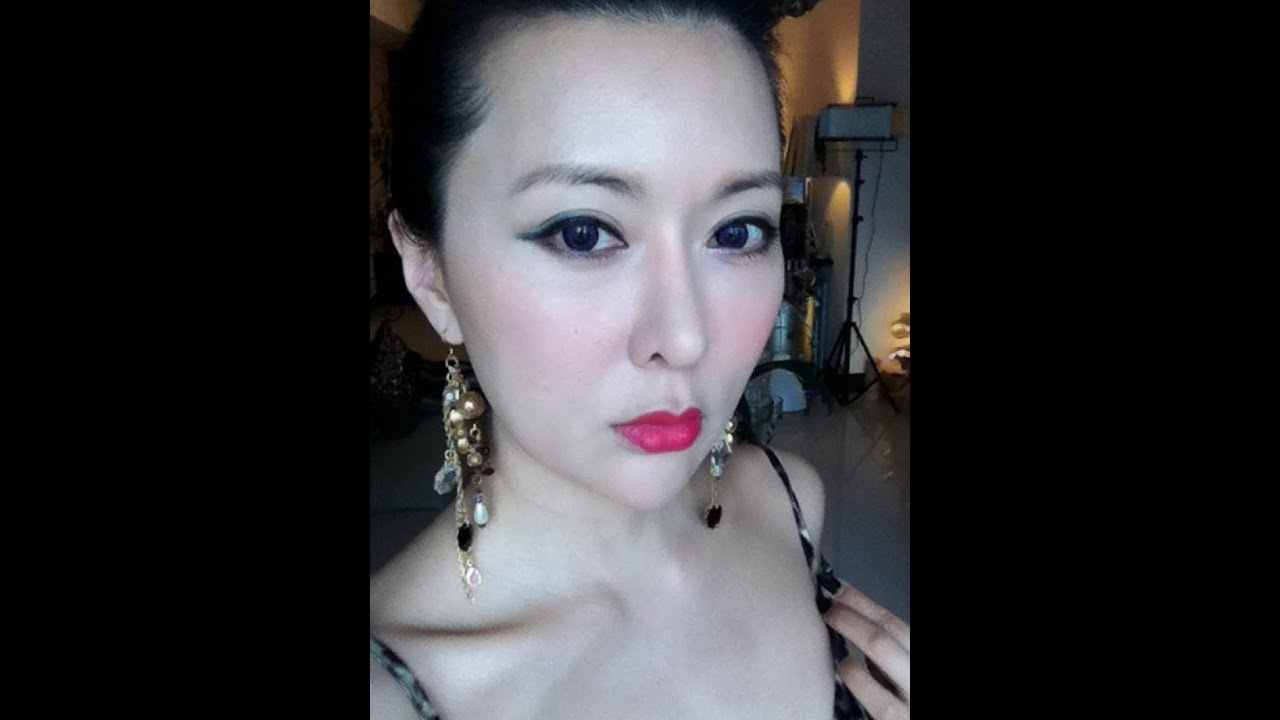 Youtube Everyday Makeup: Loners' Everyday Makeup Tutorial *孤獨中女妝容*