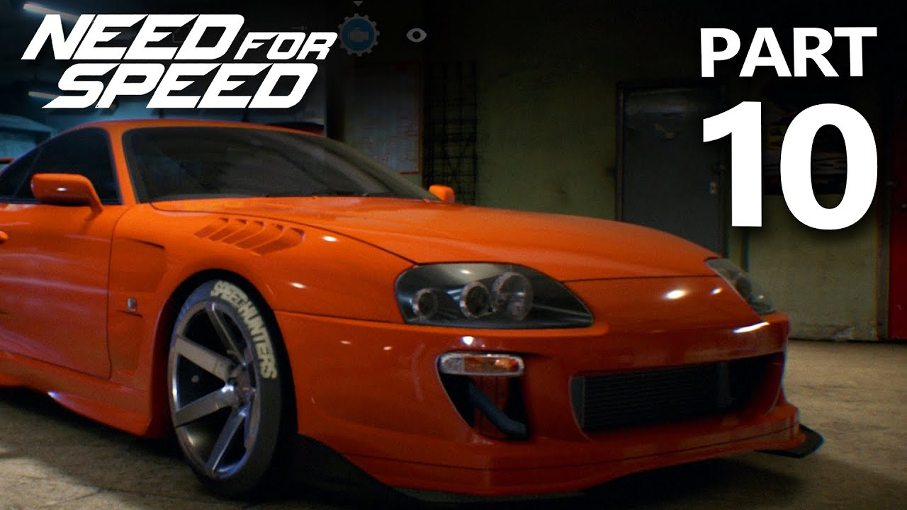 Need for speed 2015 gameplay walkthrough part 10 supra under 250hp youtube