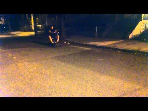 Stuntin wheelies  tricks