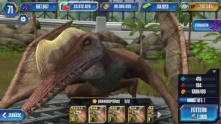 Jurassic World: Das Spiel #101 Darwinopterus & Rajastega!!! [60FPS/HD] | Marcel