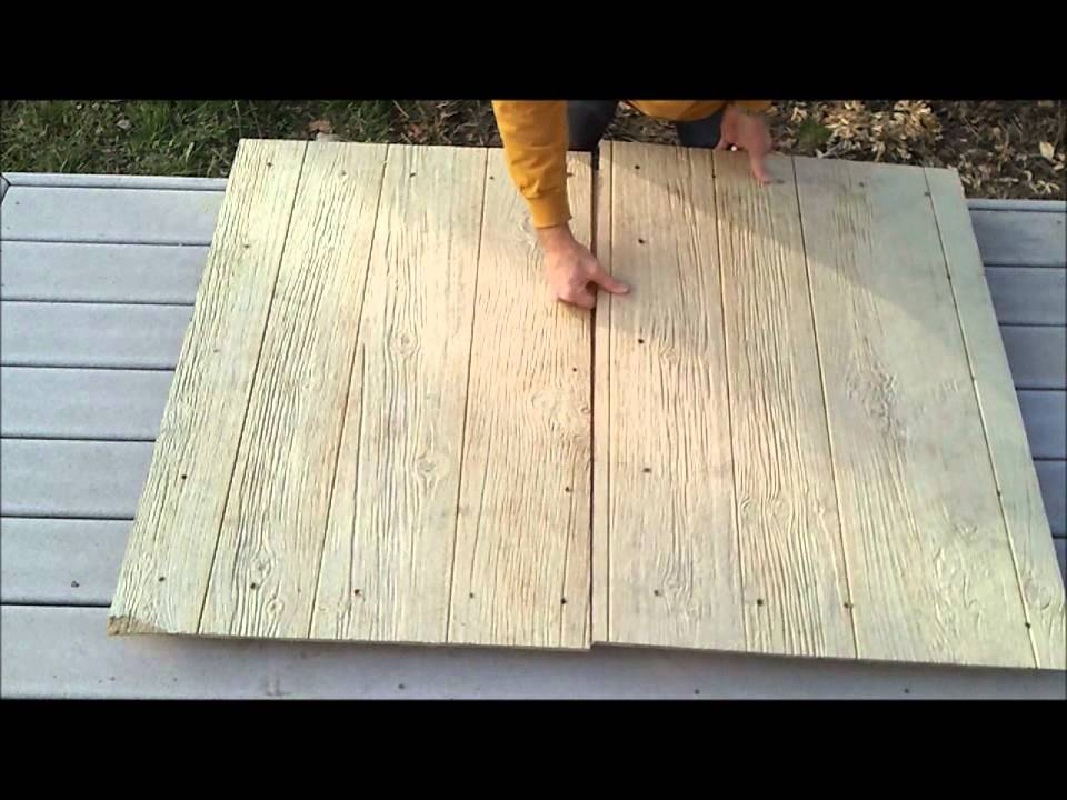 7 Shed Double Door Construction   How To Build A Generator Enclosure    YouTube