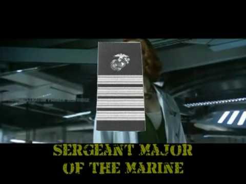 Avatar Marine Ranks