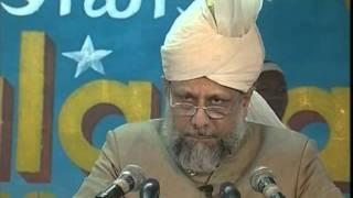 Jalsa Salana Burkina Faso 2004, Opening Address by Hadhrat Mirza Masroor Ahmad, Islam Ahmadiyyat