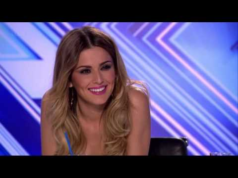 Andrea Faustini   'Who's Loving You' The X Factor Uk 2014 Room Auditions Week 1 HD