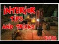 (Better Quality Video) Tricks &Tips Building Interiors