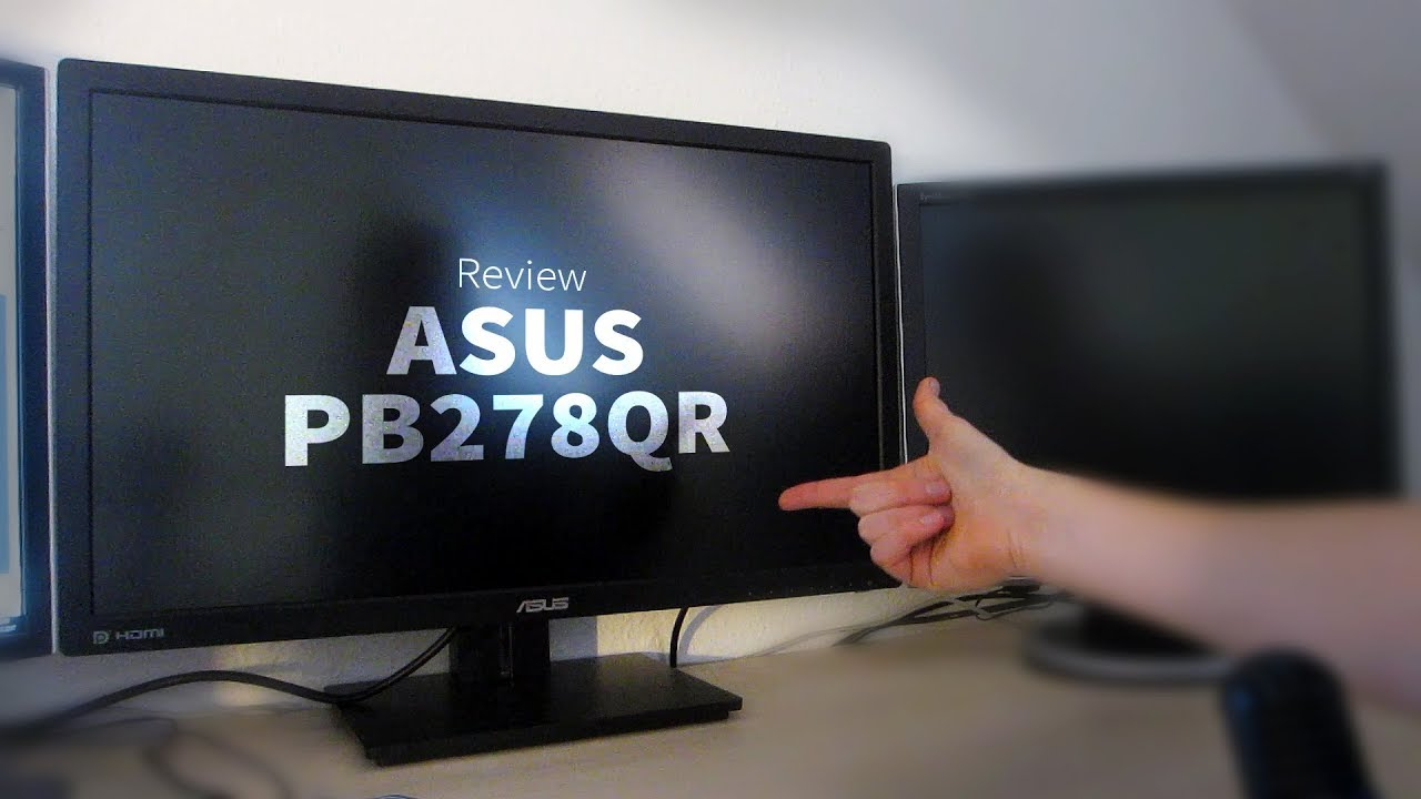 asus pb278qr bester 27 zoll monitor review. Black Bedroom Furniture Sets. Home Design Ideas