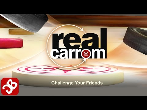 Real Carrom (By NextWave Multimedia) - iOS / Android - HD Gameplay Video - 동영상
