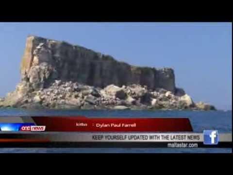 Is-sbuħija naturali tal-gżira ta' Filfla