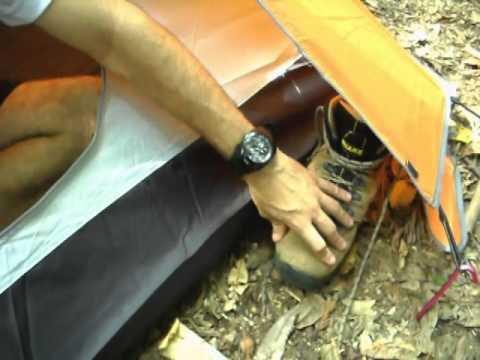 178a1c7bf Review das barracas Nepal 2 e Mini Pack da Azteq - YouTube