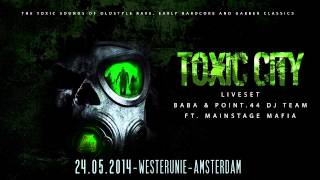 Point 44 ft. Baba @ Multigroove - Toxic City [24-05-2014, Westerunie, Amsterdam]