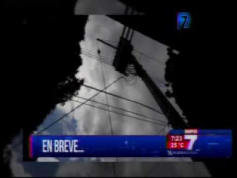 27062016  DENUNCIAN CABLE TENSOR 01  TV AZTECA