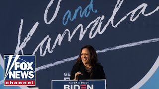 Sen. Kamala Harris holds a voter mobilization event in Reno