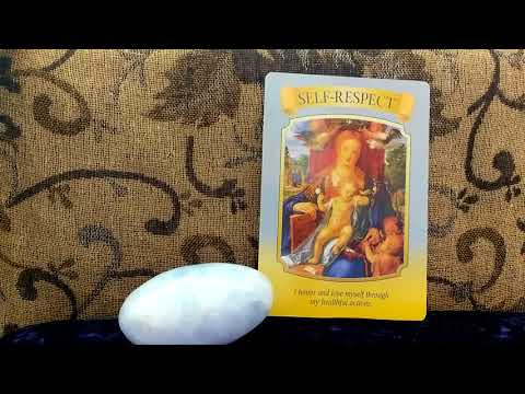 Daily Oracle Card Reading 12th March 2018 Mary Queen of Angels tarot
