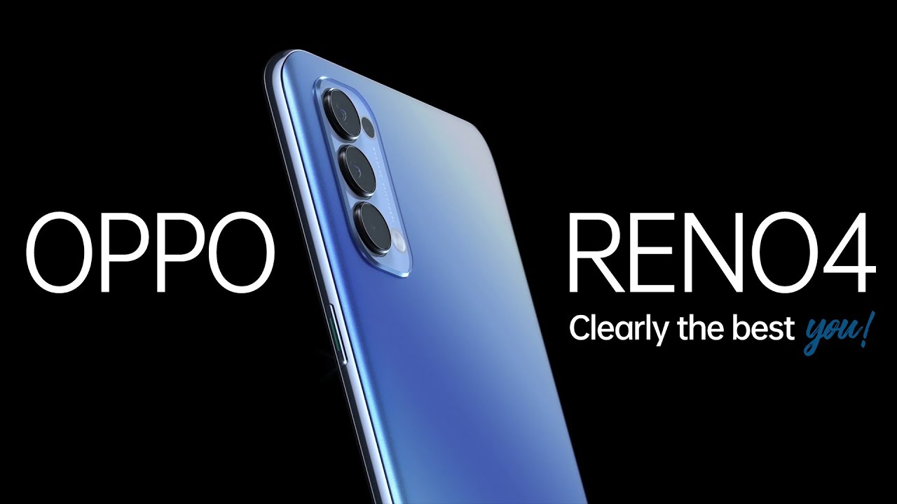 OPPO Reno4 | Trendy Camera Features