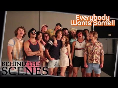 EVERYBODY WANTS SOME | Wardrobe | Official Behind the Scenes