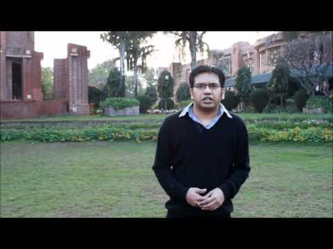 Ignicion, IIM Lucknow - Video testimonial - Mayank Mohan