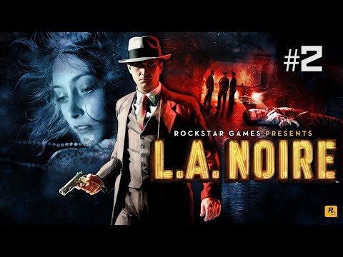 Twitch Livestream | L.A. Noire 2 [Xbox One]