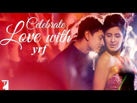 Celebrate Love with YRF