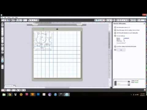 Using Illustrator to convert .JPEG to .DXF for your Cameo